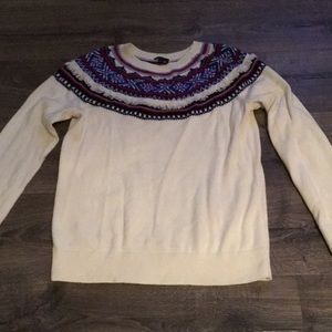 Beautiful Talbots sweater size medium